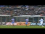 Катания - Интер 2:3 Обзор матча